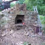 le four sans toiture ni cheminée